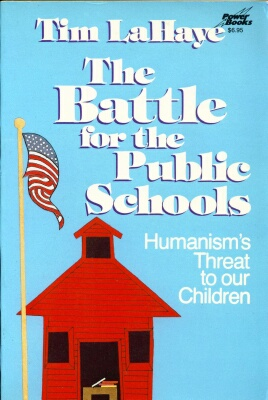 Dr. Tim LaHaye - Battle For The Public Schools